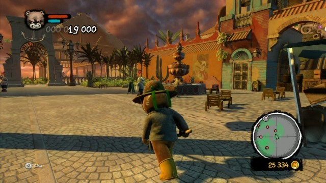 Naughty Bear : Panic in Paradise screenshot