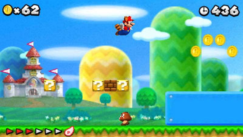 Test – New Super Mario Bros. 2