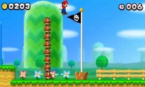 New Super Mario Bros. 2 Screenshot 3Ds