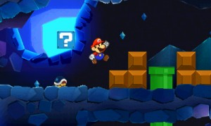 Paper Mario Sticker Star 3Ds Screenshot