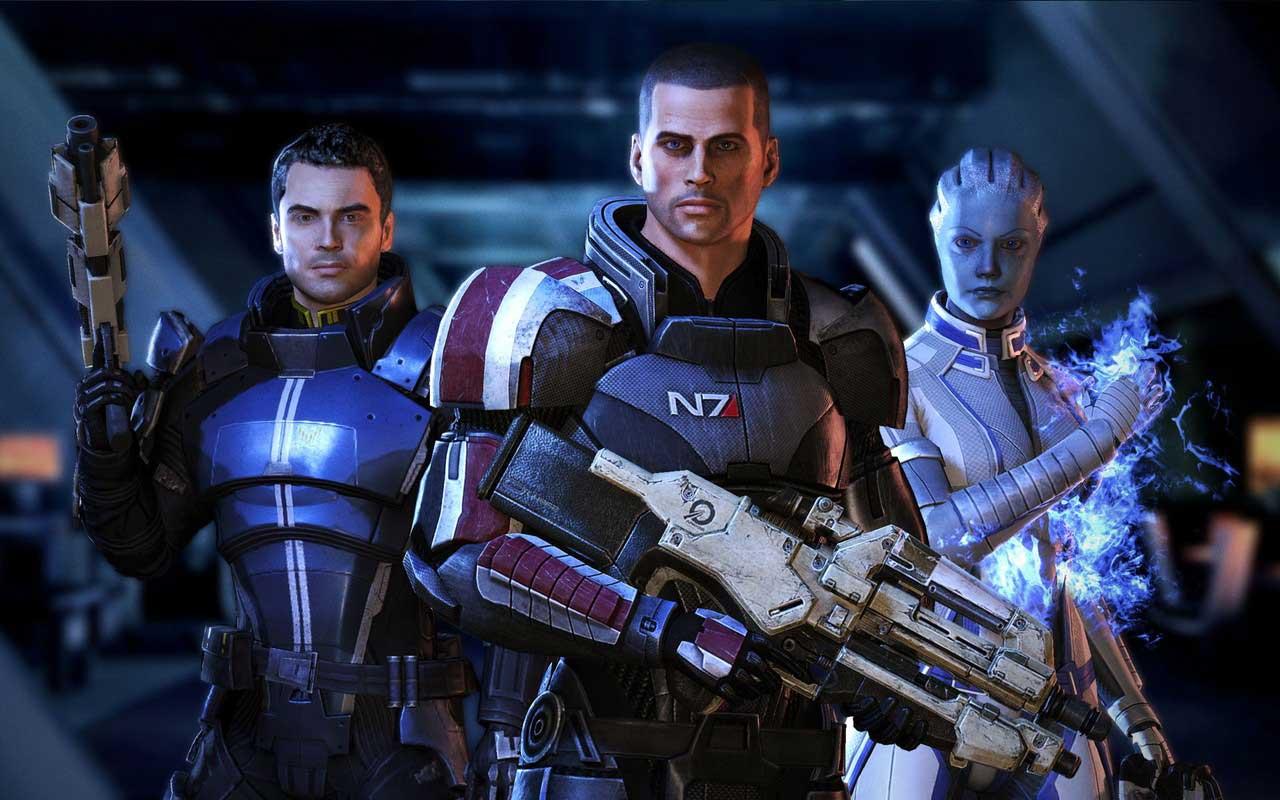 Mass Effect Trilogie : une compilation à la hauteur