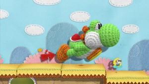 Yoshi Tricot Wii U