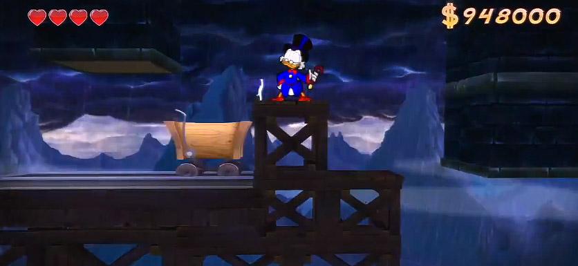 Guide vidéo : DuckTales Remastered – La Lune