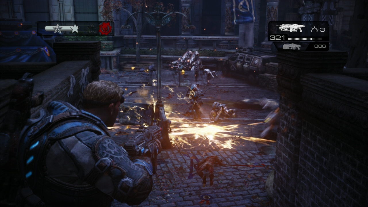 Gears of War 3 : Encore un DLC