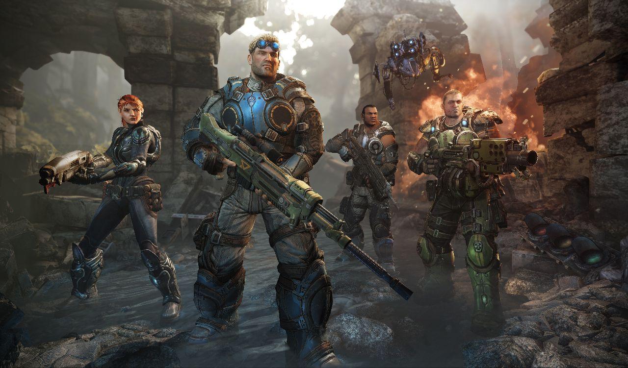Test – Gears of War : Judgment