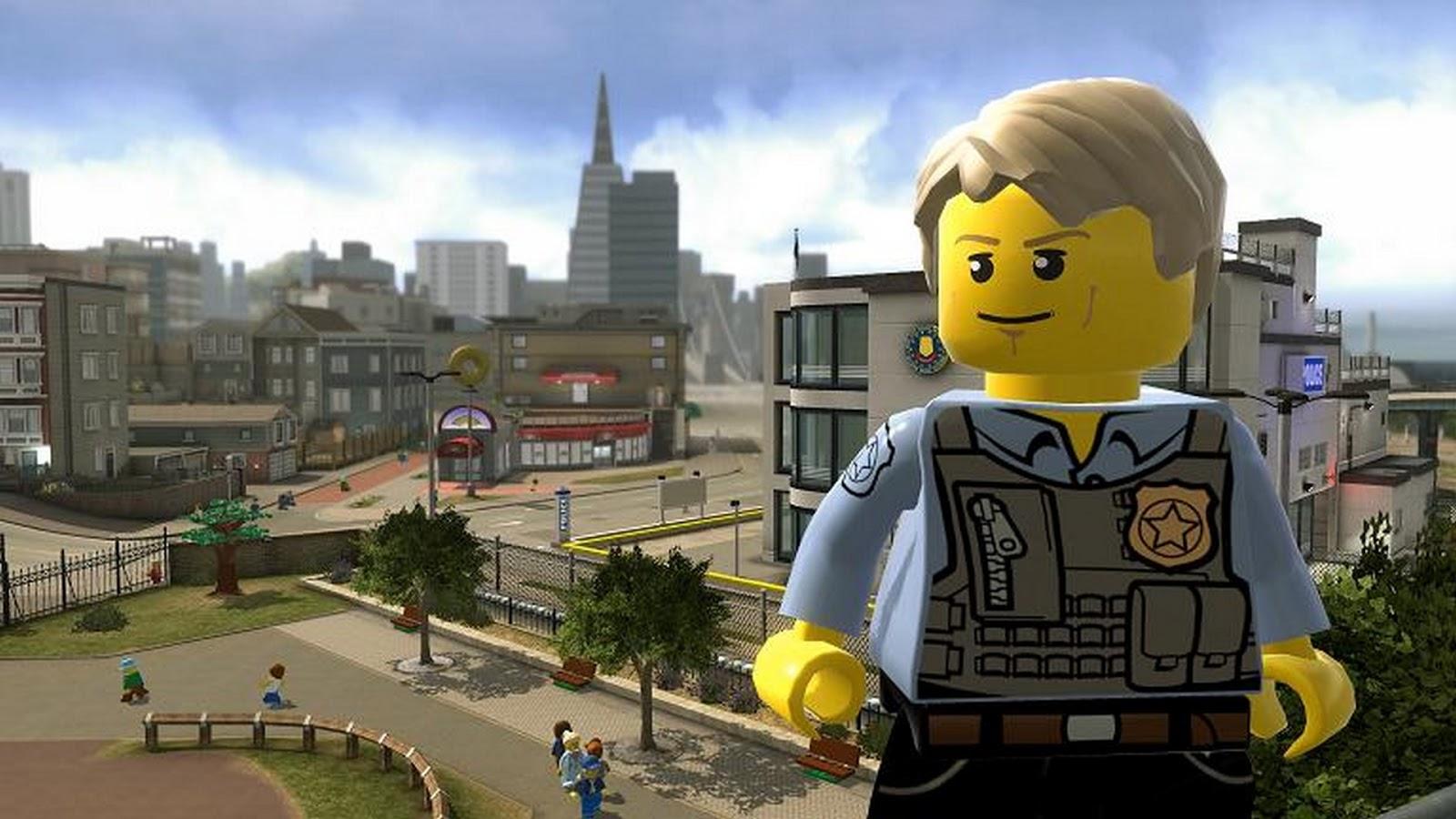 Test – LEGO City Undercover