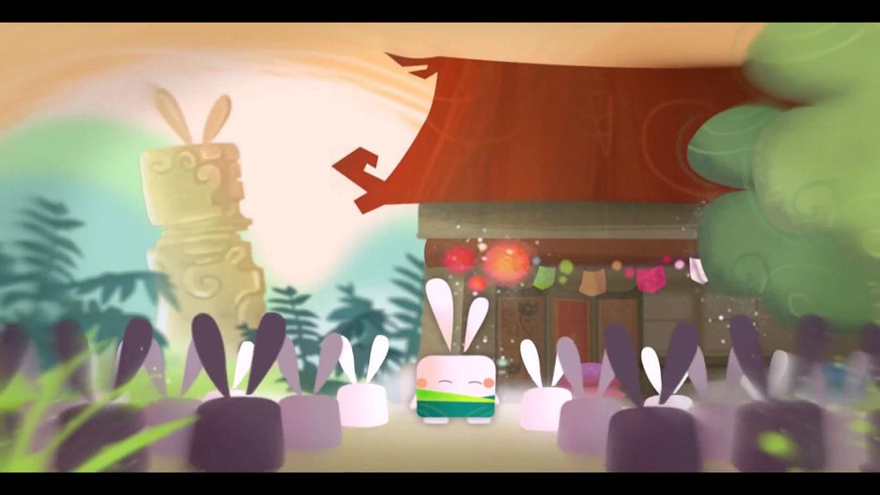 Une baisse de prix pour Kung Fu Rabbit sur Wii U