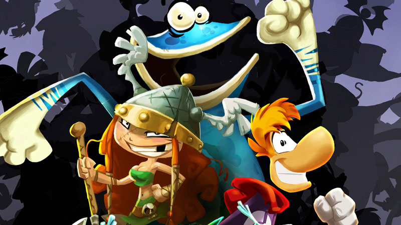 Rayman 3D s'illustre en images