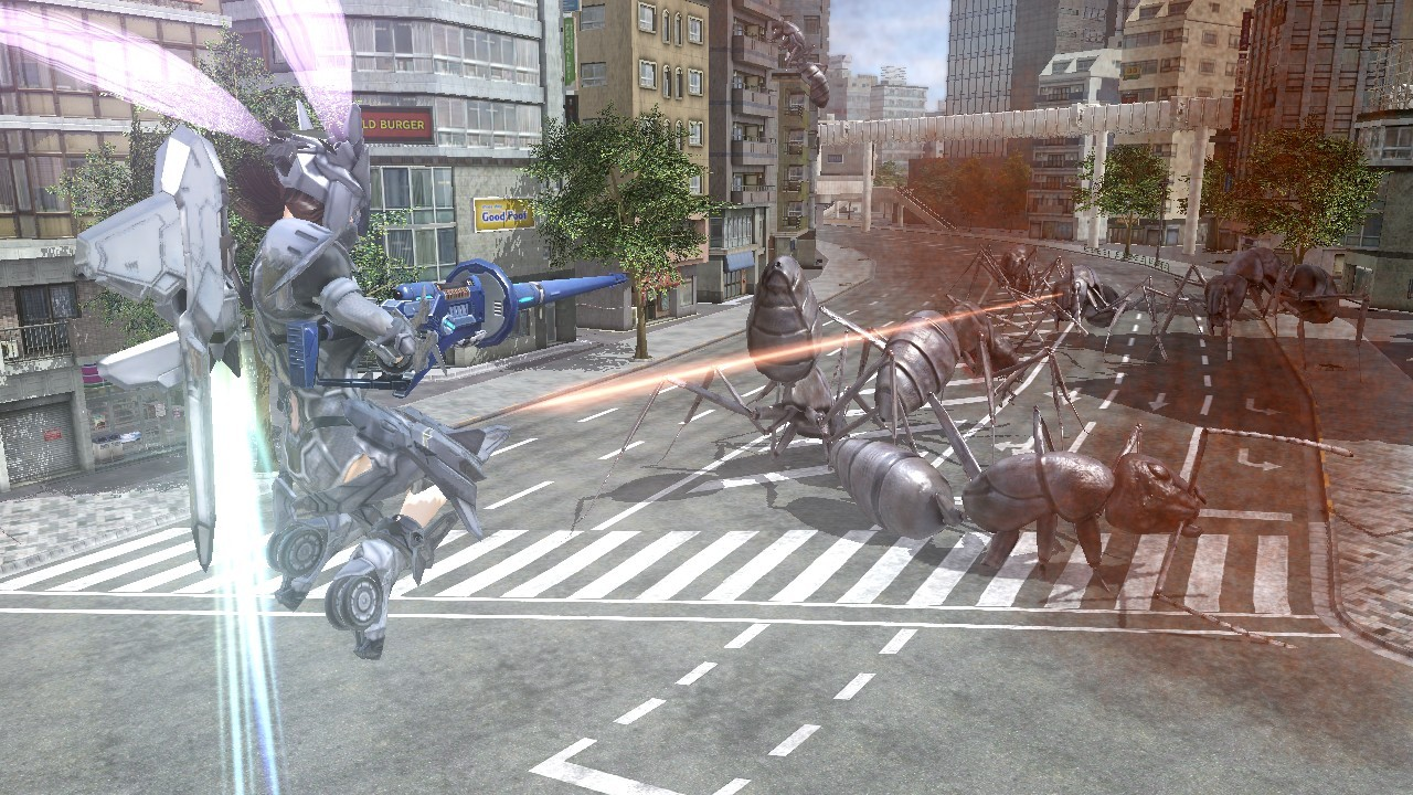 Earth Defense Force 2025 s'exhibe