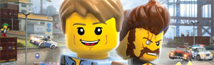 LEGO City Undercover : The Chase Begins 3DS