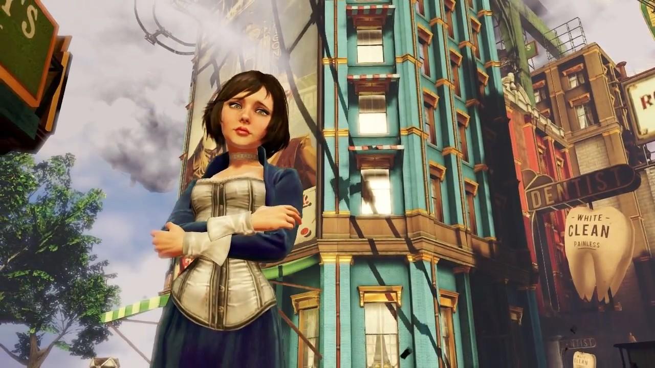 Test – Bioshock Infinite