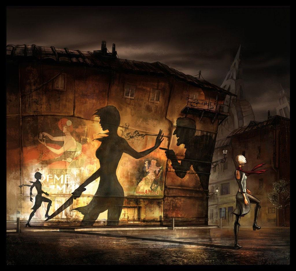 Contrast : les créateurs nous parlent de leur jeu en vidéo