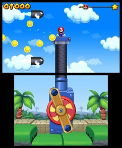 Mario and Donkey Kong : Minis on the Moves 3DS