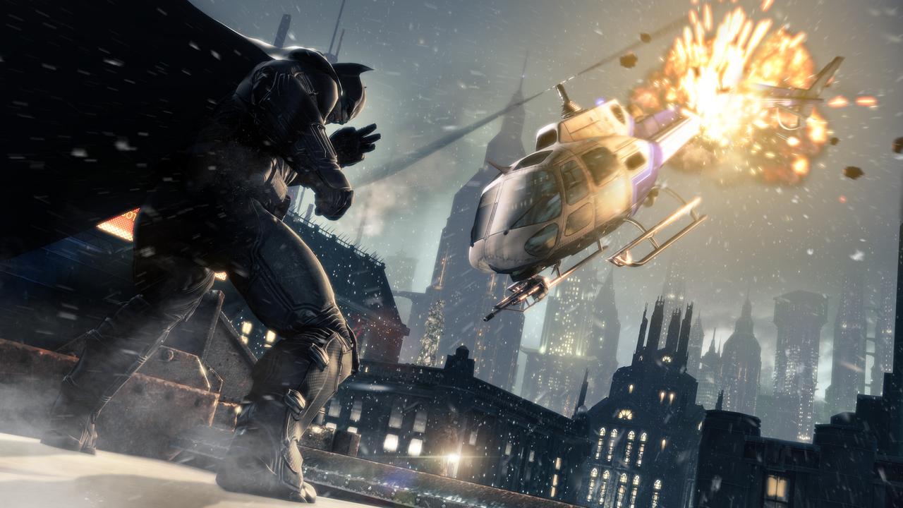 Batman Arkham Origins : une bande-annonce et de la castagne