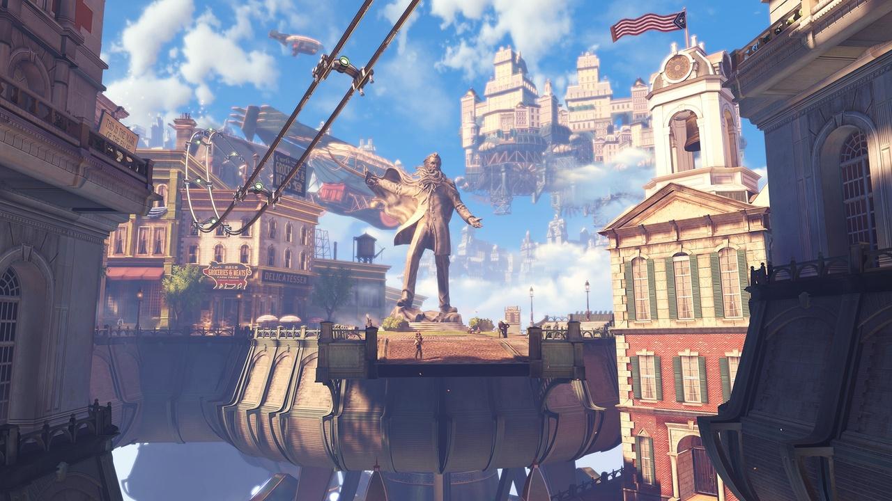 Bioshock Infinite : 5 min sous les eaux, avec son DLC solo