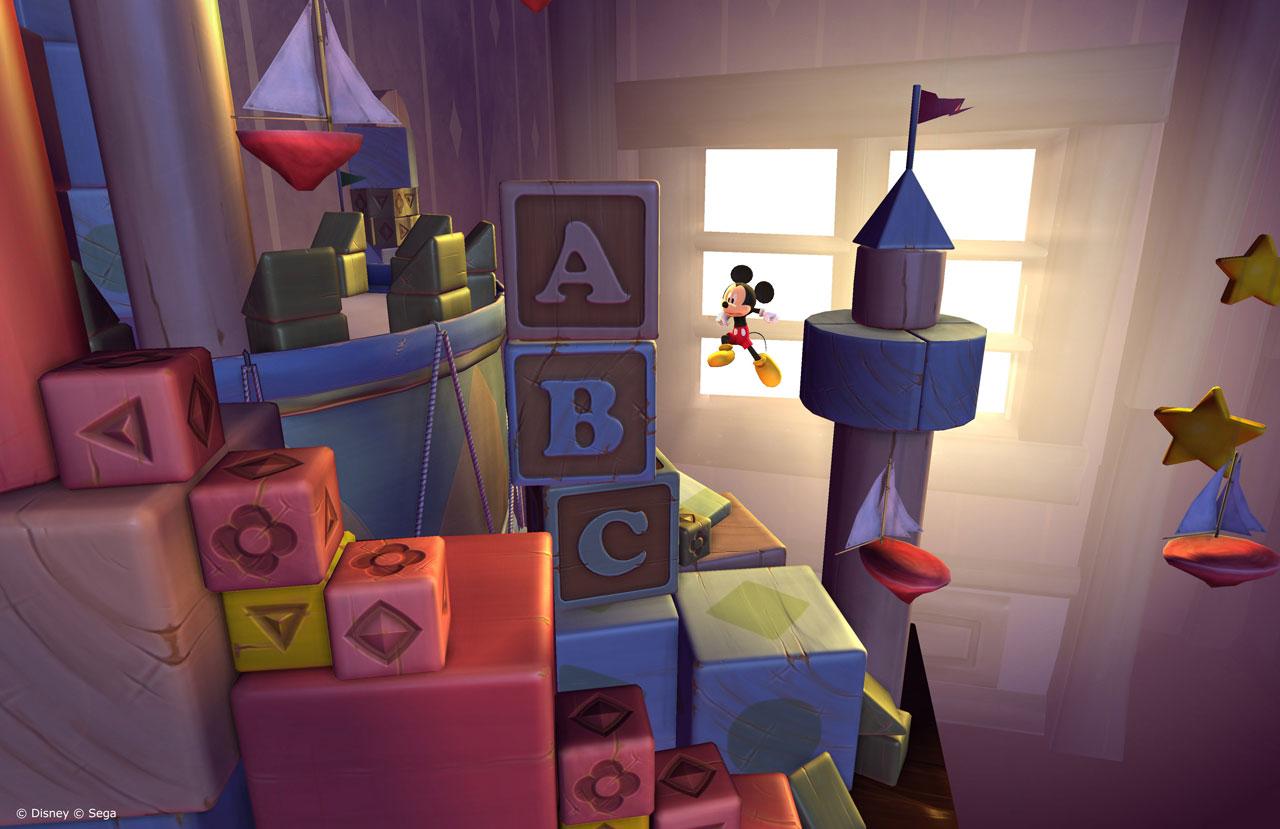 Castle of Illusion : une vidéo pour 15 min de gameplay