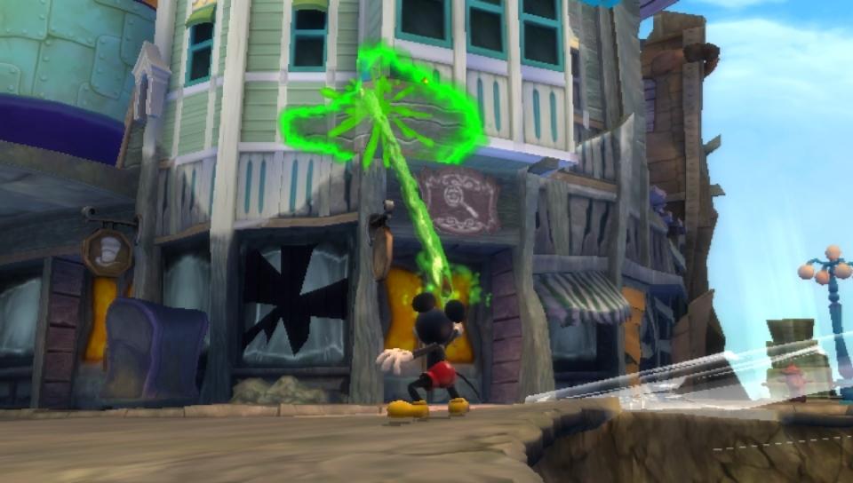 Epic Mickey 2 se date sur PS Vita