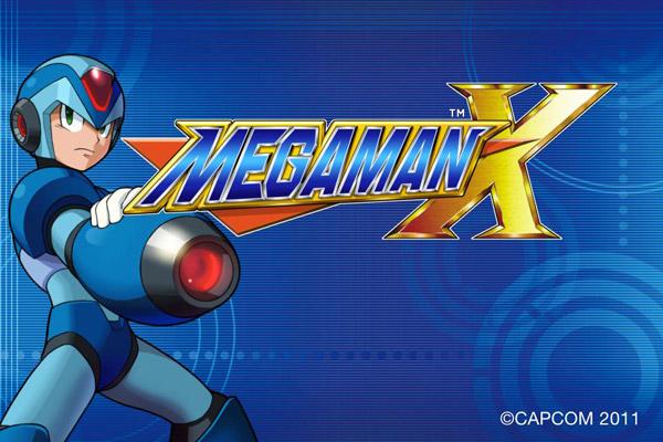 Megaman X arrive sur l'eShop de la Wii U