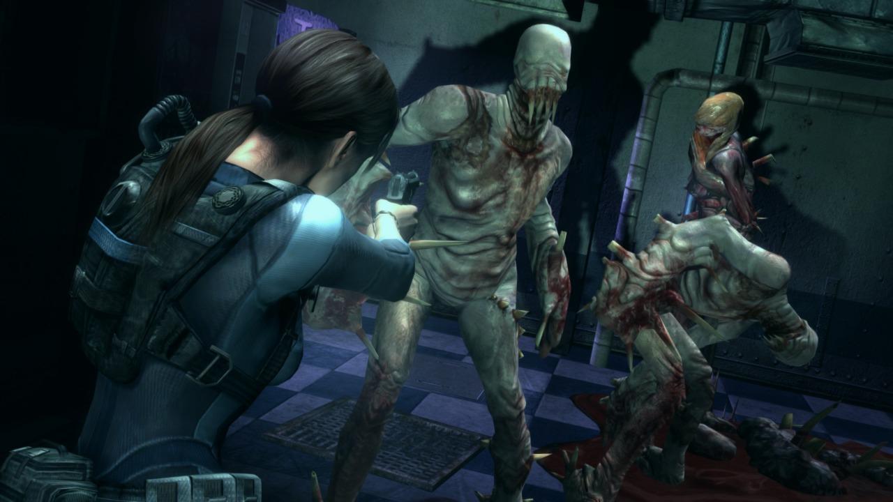 Trailer Wii U pour Resident Evil : Révélations