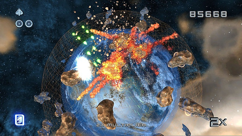 Une suite spirituelle à la franchise Super Stardust sur PS4
