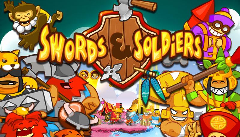 Test – Swords & Soldiers 3D