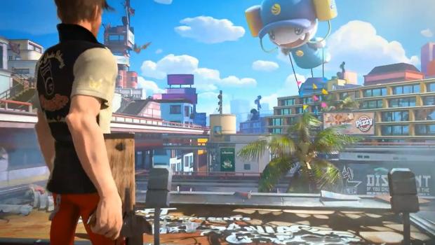 E3 : Sunset Overdrive, le prochain Insomniac Games