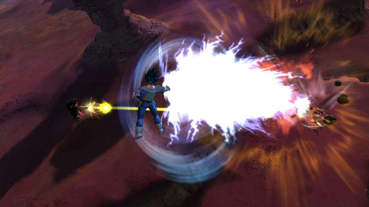 Dragon Ball Z Ultimate Tenkaichi s'offre une vidéo