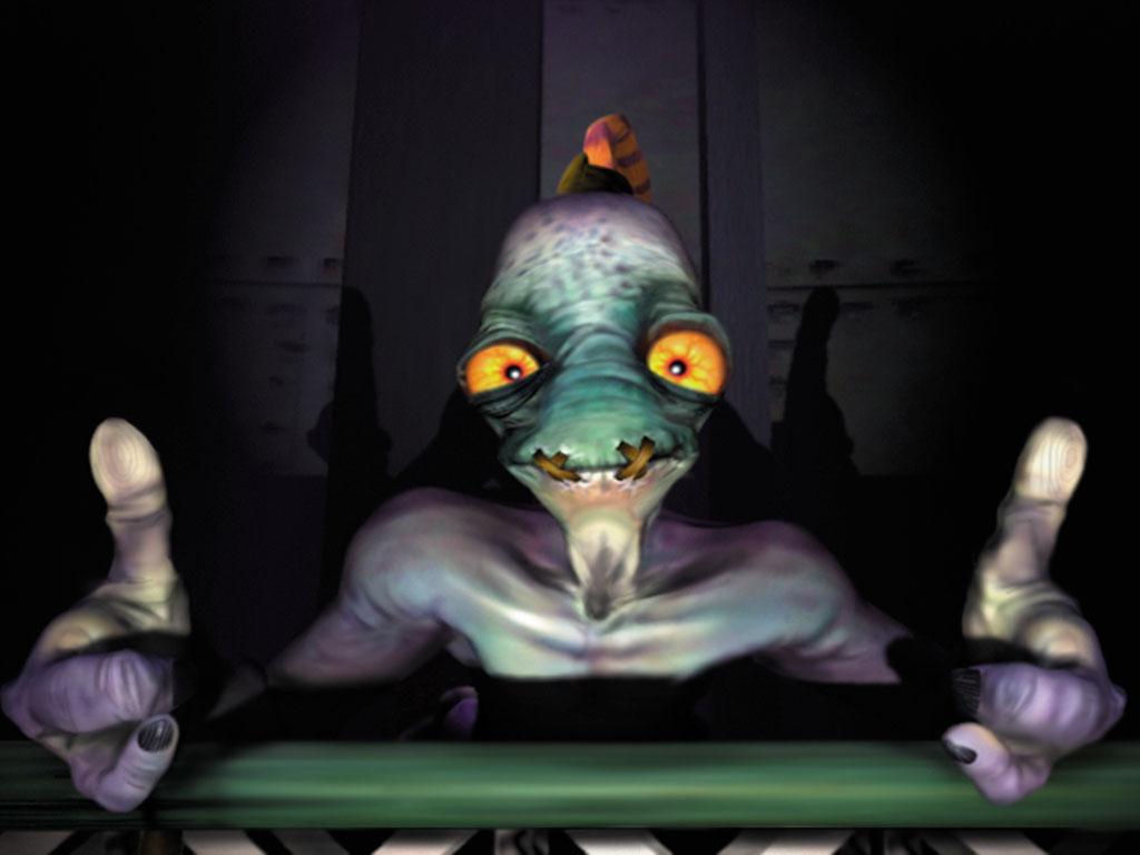 Oddworld sur Steam pour Noël