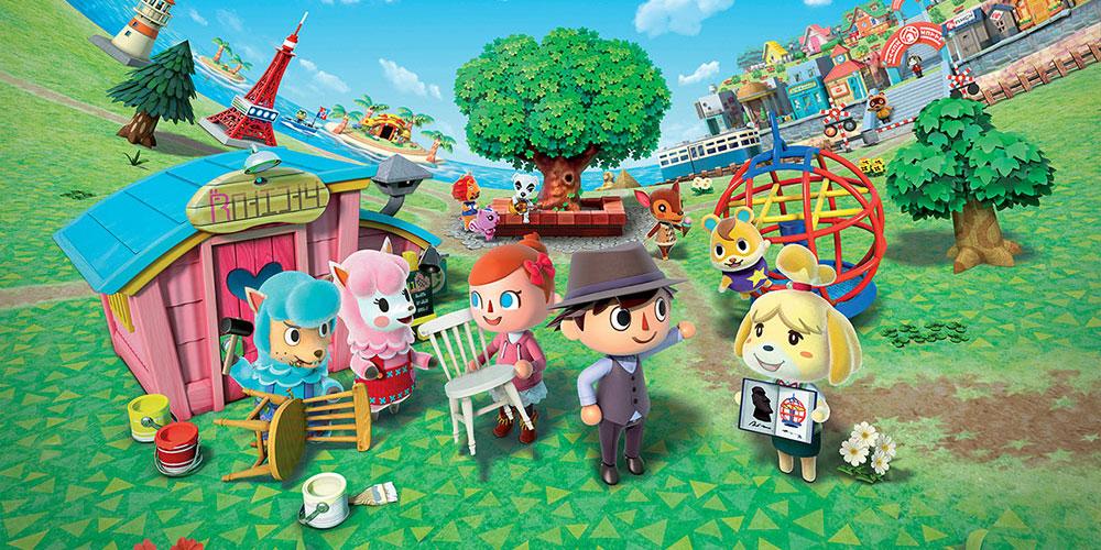 Animel Crossing : New Leaf se paye une bande-annonce de lancement