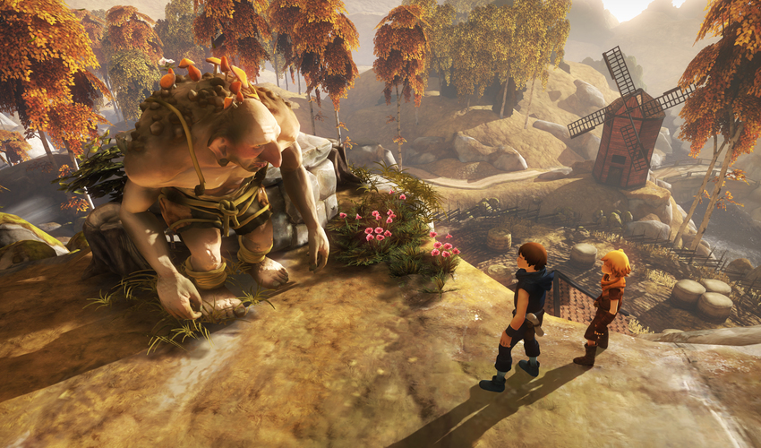 Une bande-annonce pour Brothers : A Tale of Two Sons