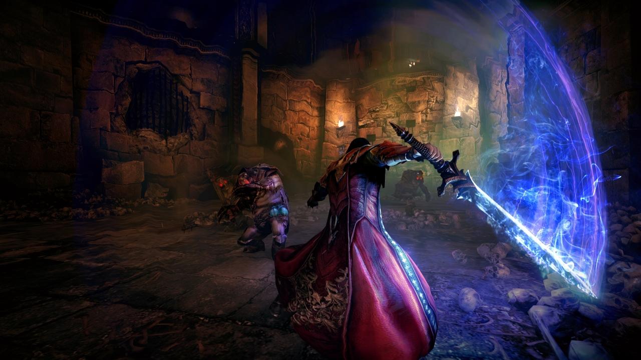 Trois vidéos de gameplay pour Castlevania : Lord of Shadow 2