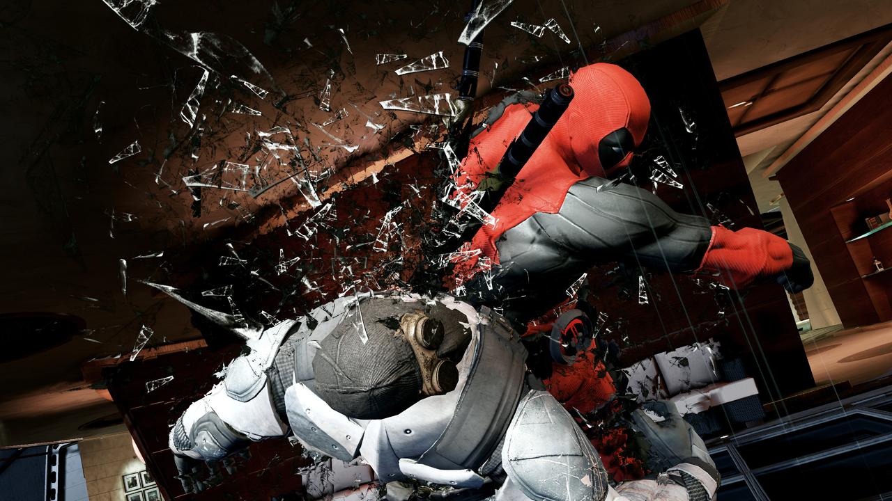 Extrait : 15 min de Gameplay sur Deadpool