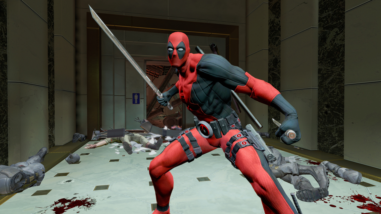 Bang, Babes, Mayhem :Deadpool débarque en vidéo