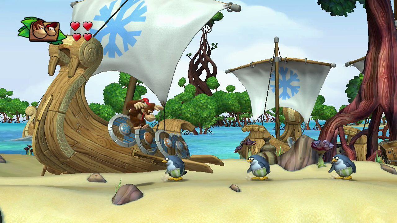 E3 : Donkey Kong Country : Tropical Freeze, le nouveau jeu de Retro Studio