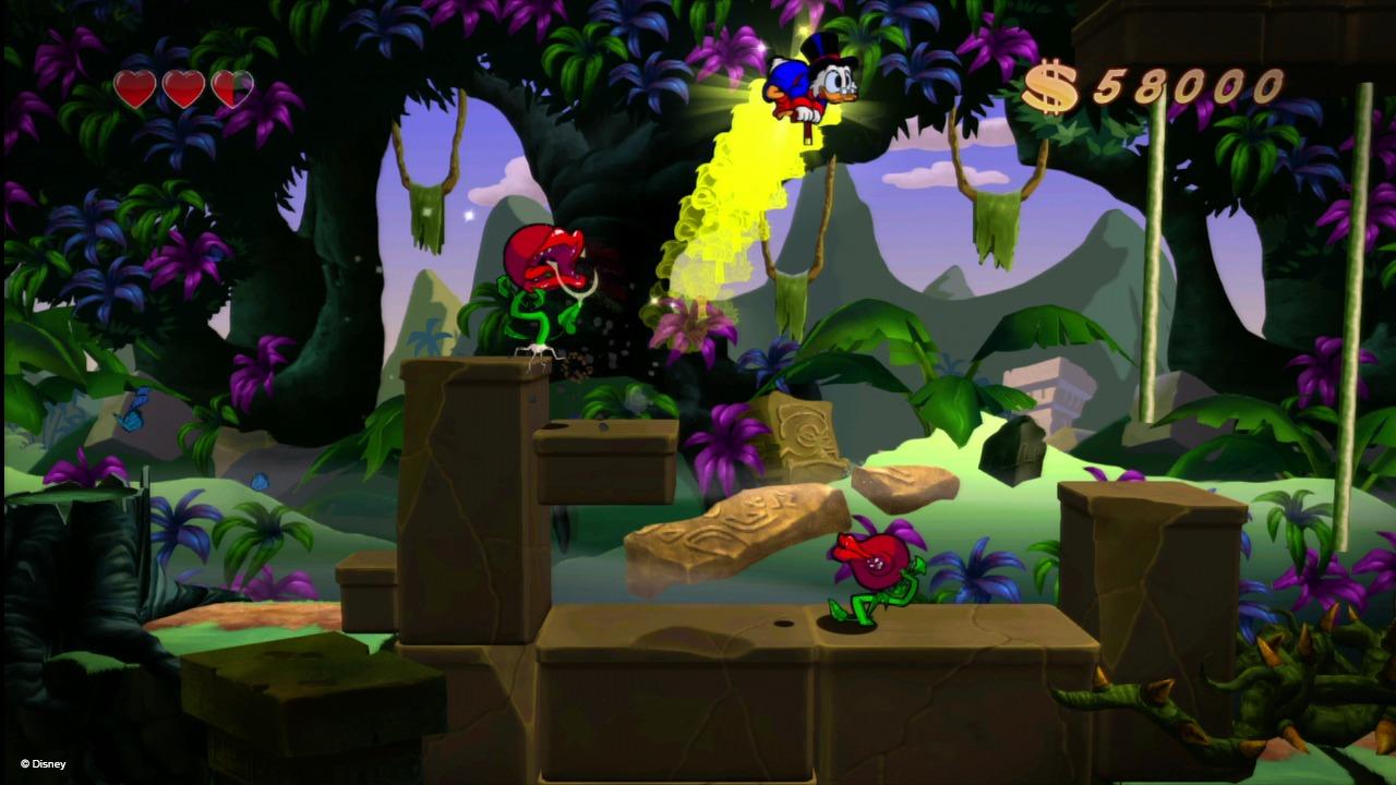 Duck Tales Remastered : trente minute de gameplay en vidéo