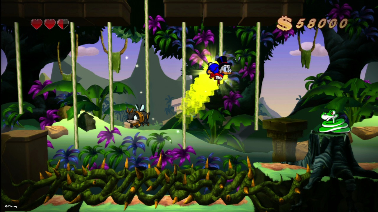 Guide vidéo : Duck Tales Remastered – L'Amazonie