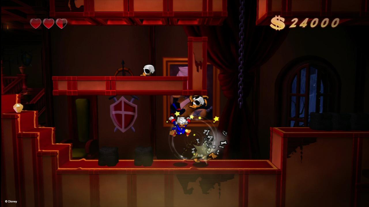 Guide vidéo : DuckTales Remastered – La Transylvanie