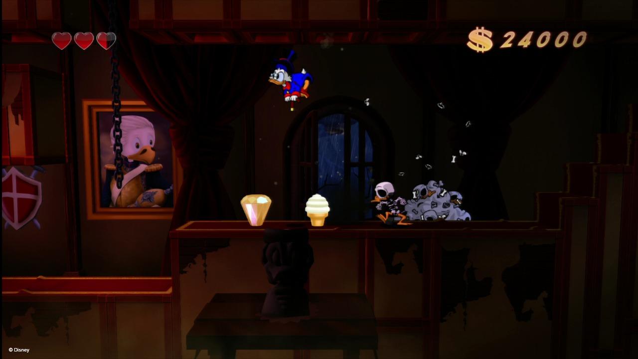 Deux vidéos de gameplay pour Duck Tales Remastered