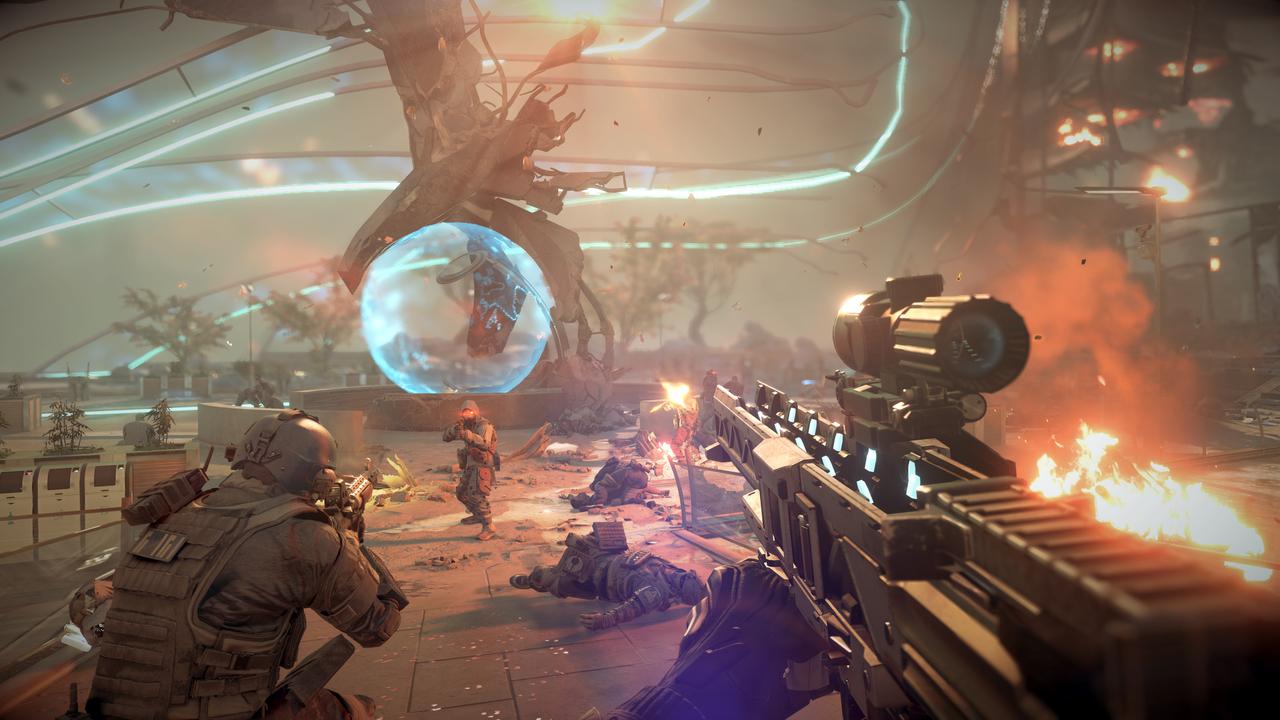 E3 – Killzone : Shadow Fall, une bande-annonce