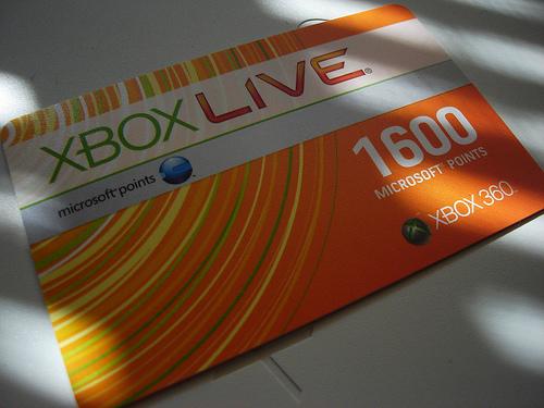 La fin des Microsoft points !