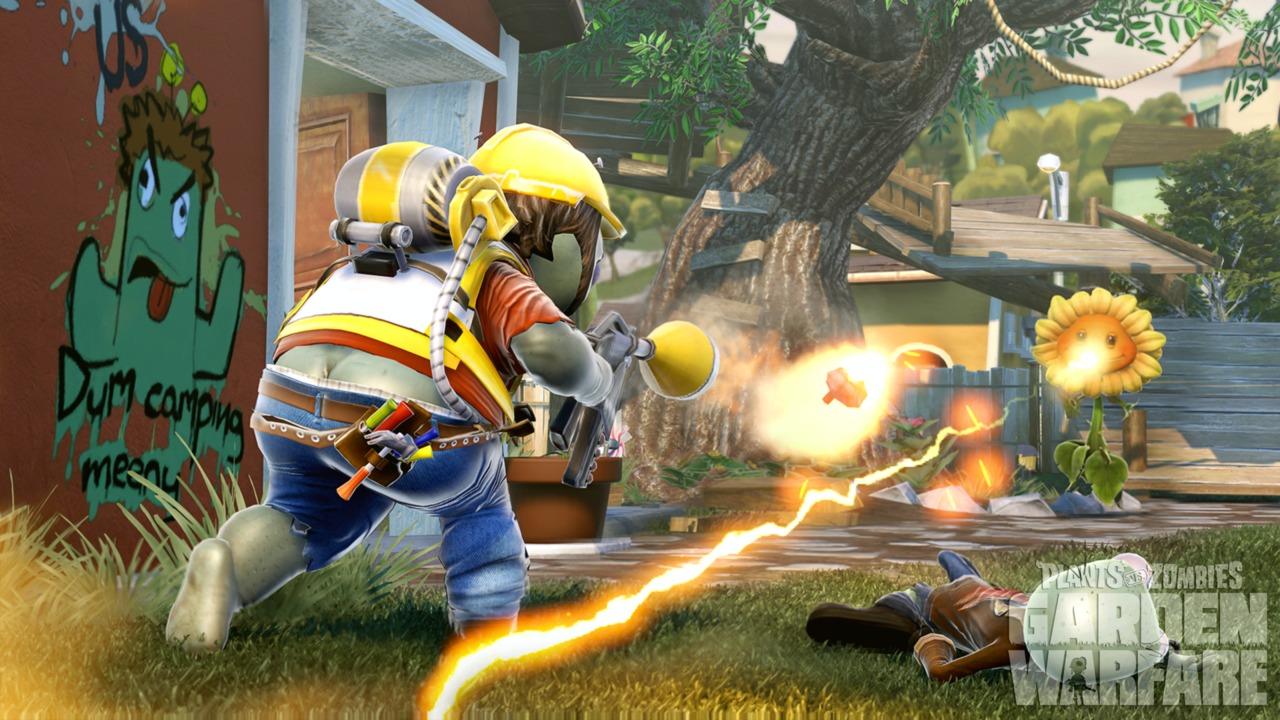 E3 – Plants vs. Zombies : Garden Warfare s'annonce