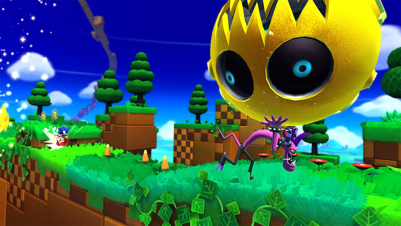 Sonic Lost World : place aux méchants en vidéo