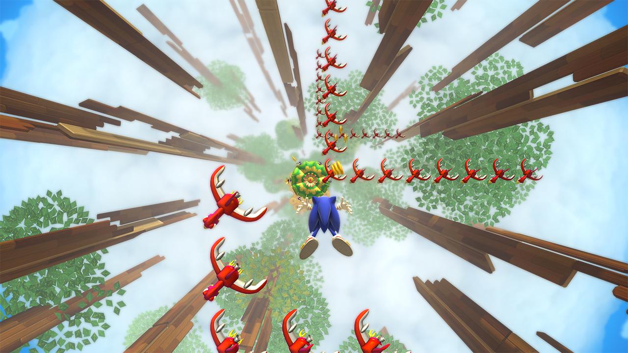 Sonic Lost World : une nouvelle bande-annonce
