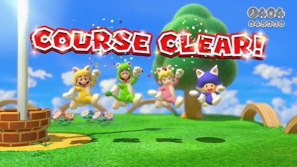 E3 : Nintendo annonce Super Mario 3D World sur Wii U