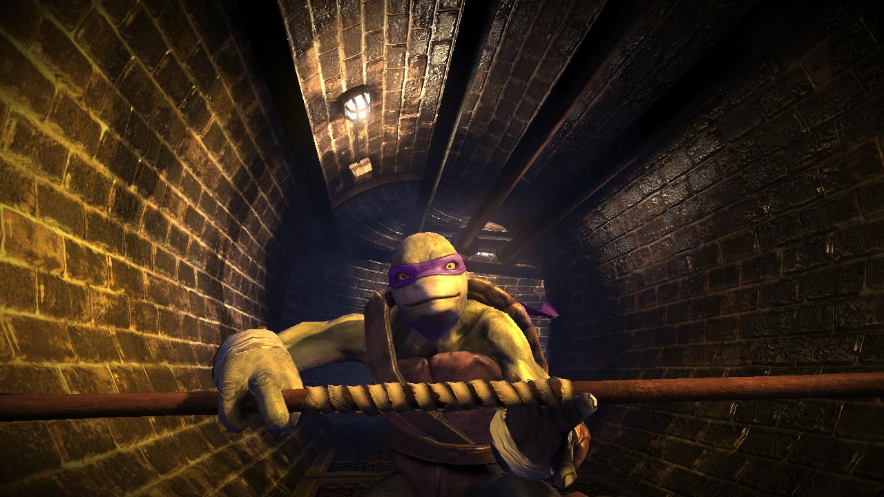 TNMT : Depuis les Ombres – Donatello sort le bâton