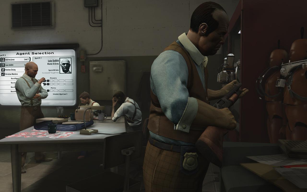 Déjà du DLC pour The Bureau : XCOM Declassified