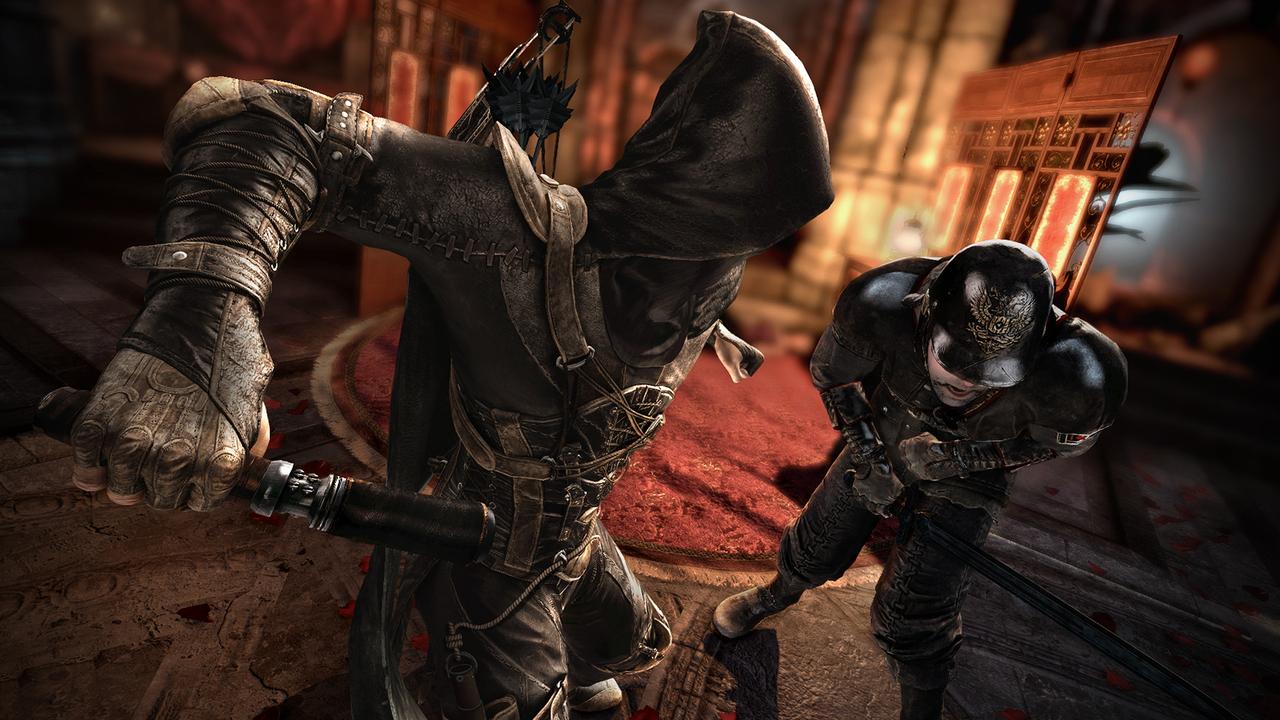 Thief aura sa version Xbox 360 et PS3