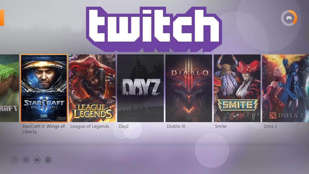 E3 : Twitch sera de la partie sur Xbox One