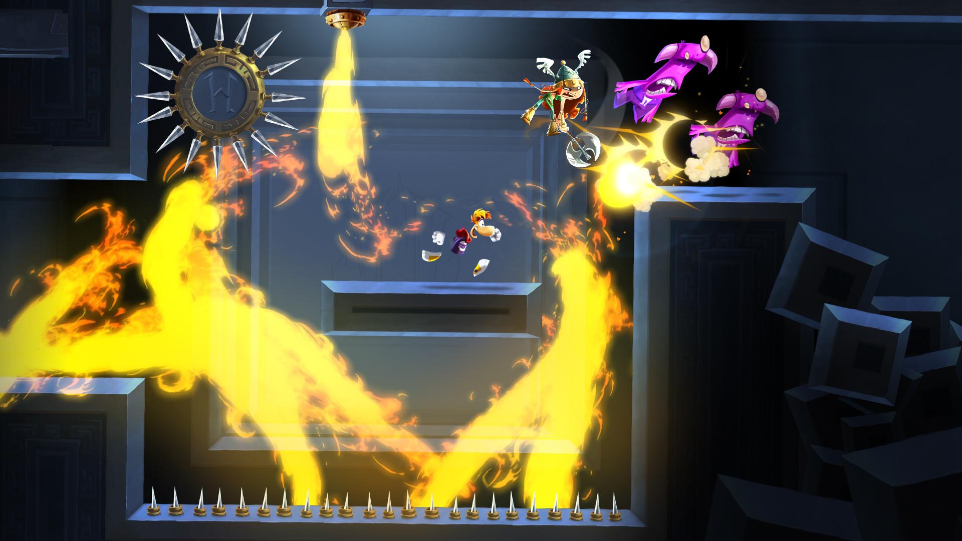 Rayman Legends sera aussi sur PS Vita