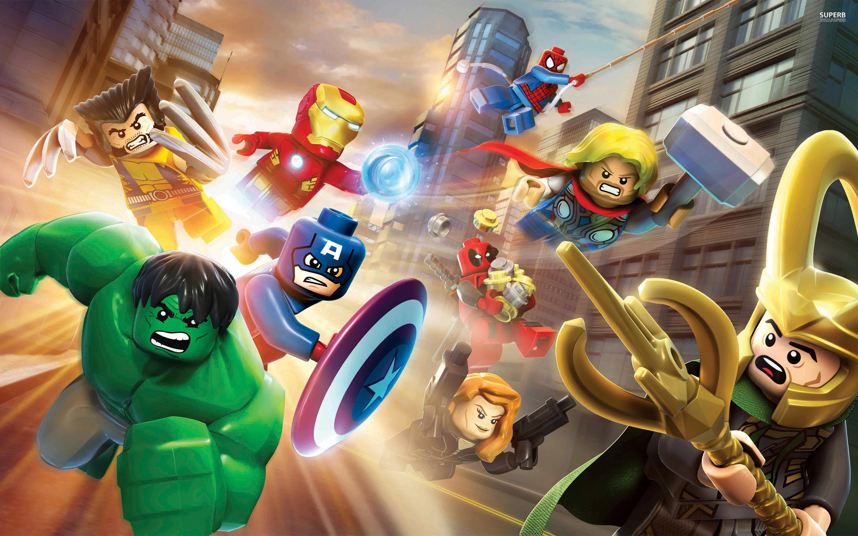 Une Bande-annonce de taille pour LEGO Marvel Super Heroes
